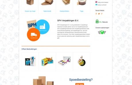 sph webdesign